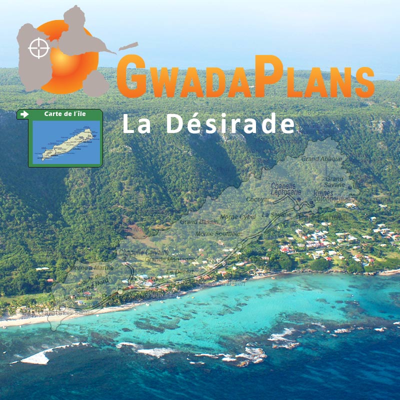 La Désirade Guadeloupe