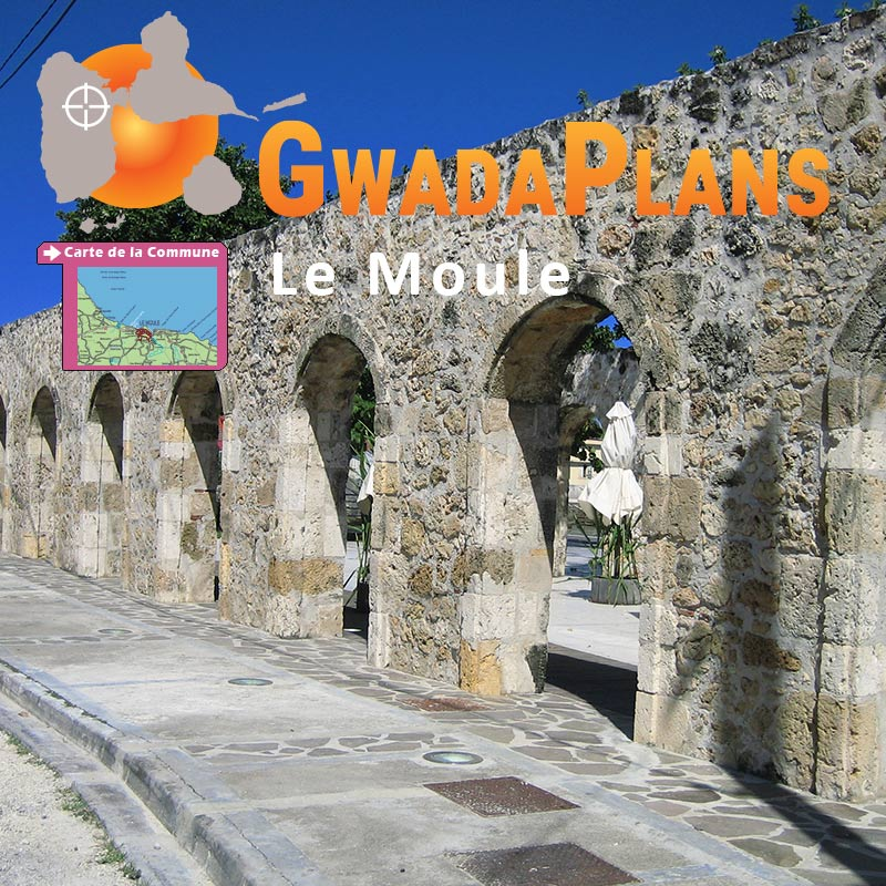 Le Moule en Guadeloupe