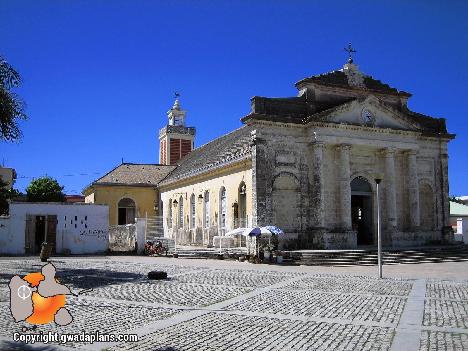 Eglise centrale du Moule