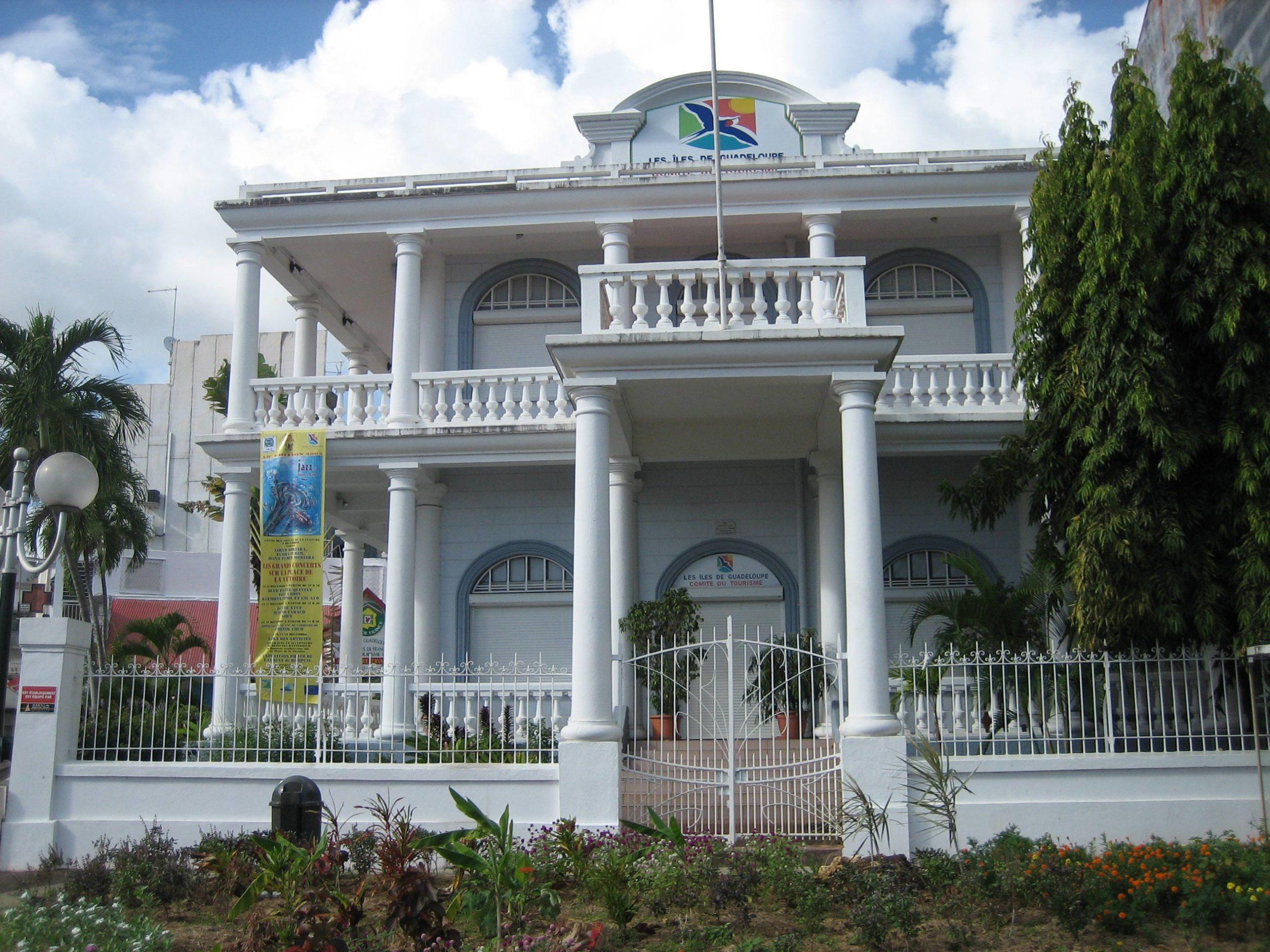 Le comité du tourisme des îles de Guadeloupe