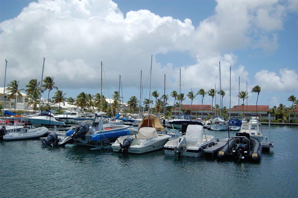 Marina de Saint François