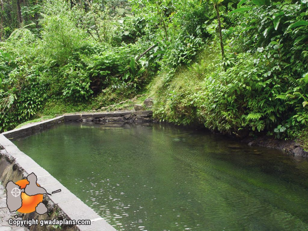 Bain Jaune Guadeloupe