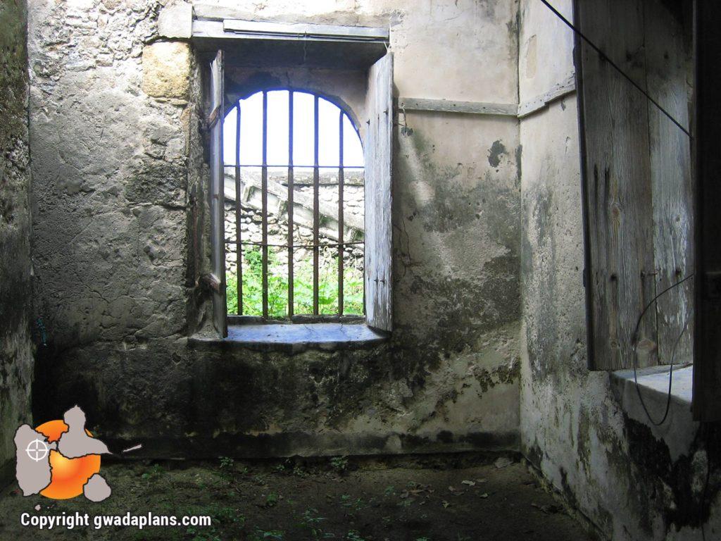 Prison et cachot à esclaves - Anse Bertrand