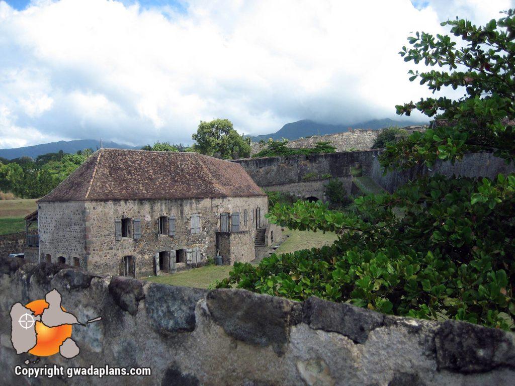 Fort Delgrès – Guadeloupe