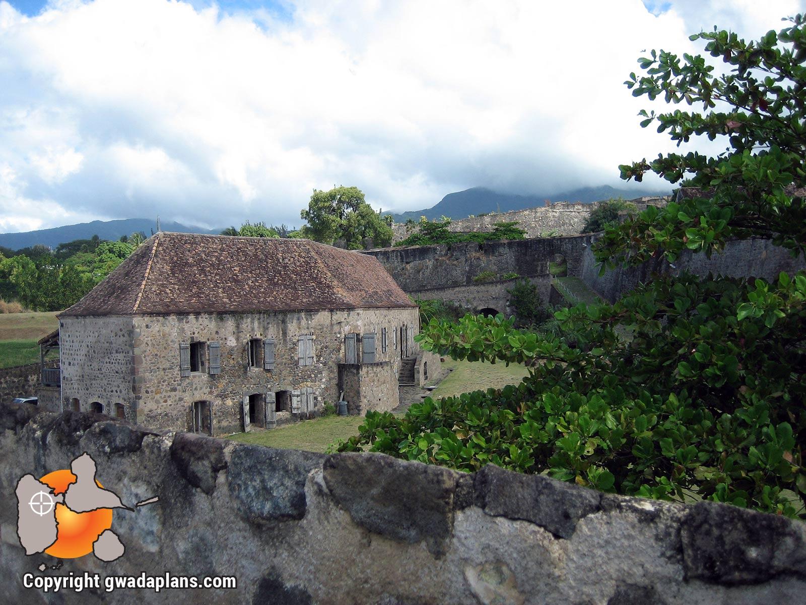 Fort Delgrès - Guadeloupe