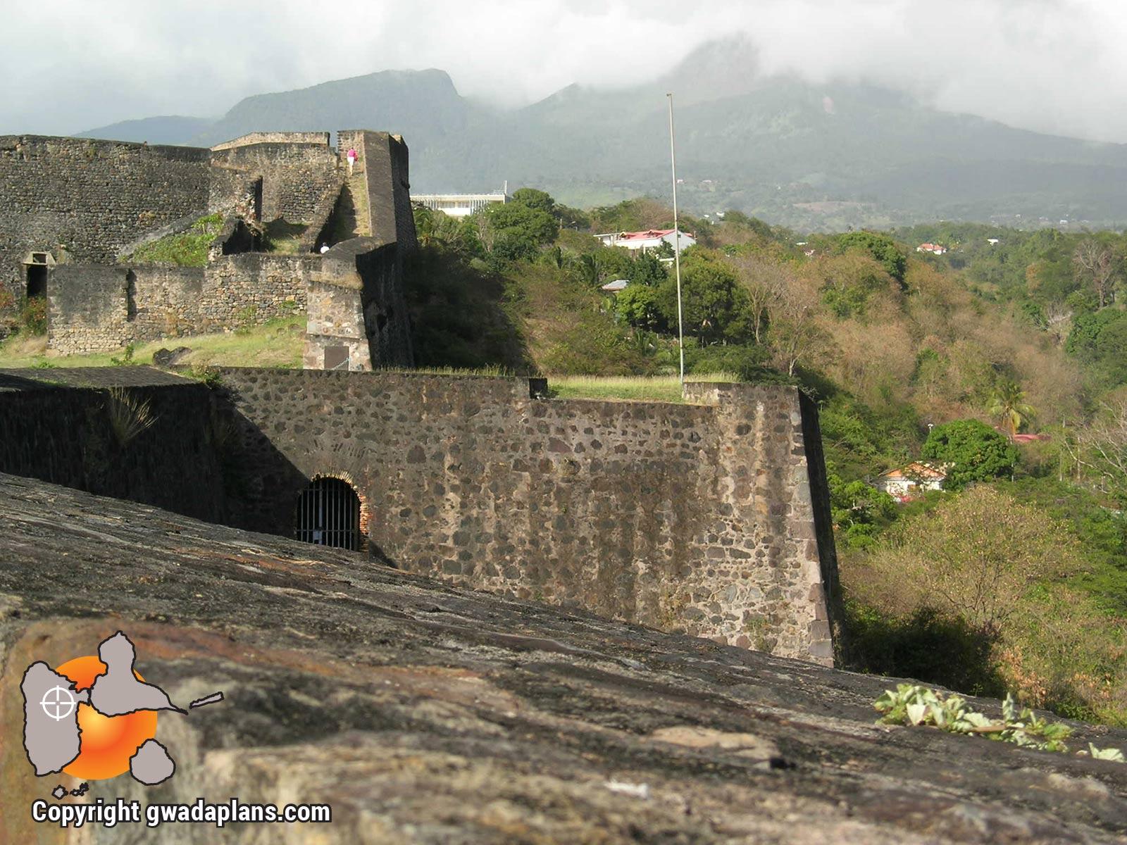 Fort Louis Delgrès - Basse Terre