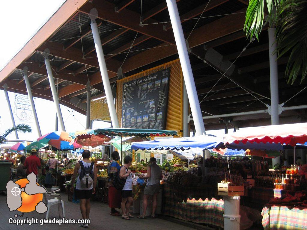 Marché de Basse-Terre