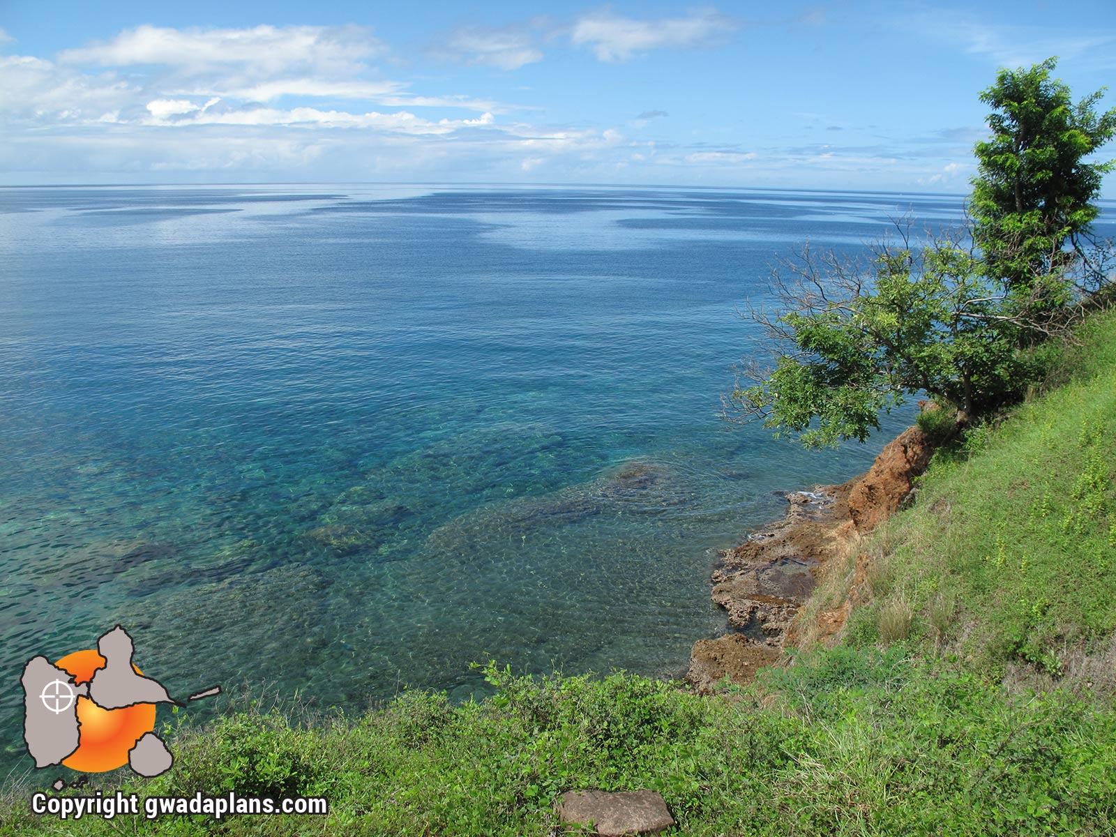 Machette : sentier du littoral
