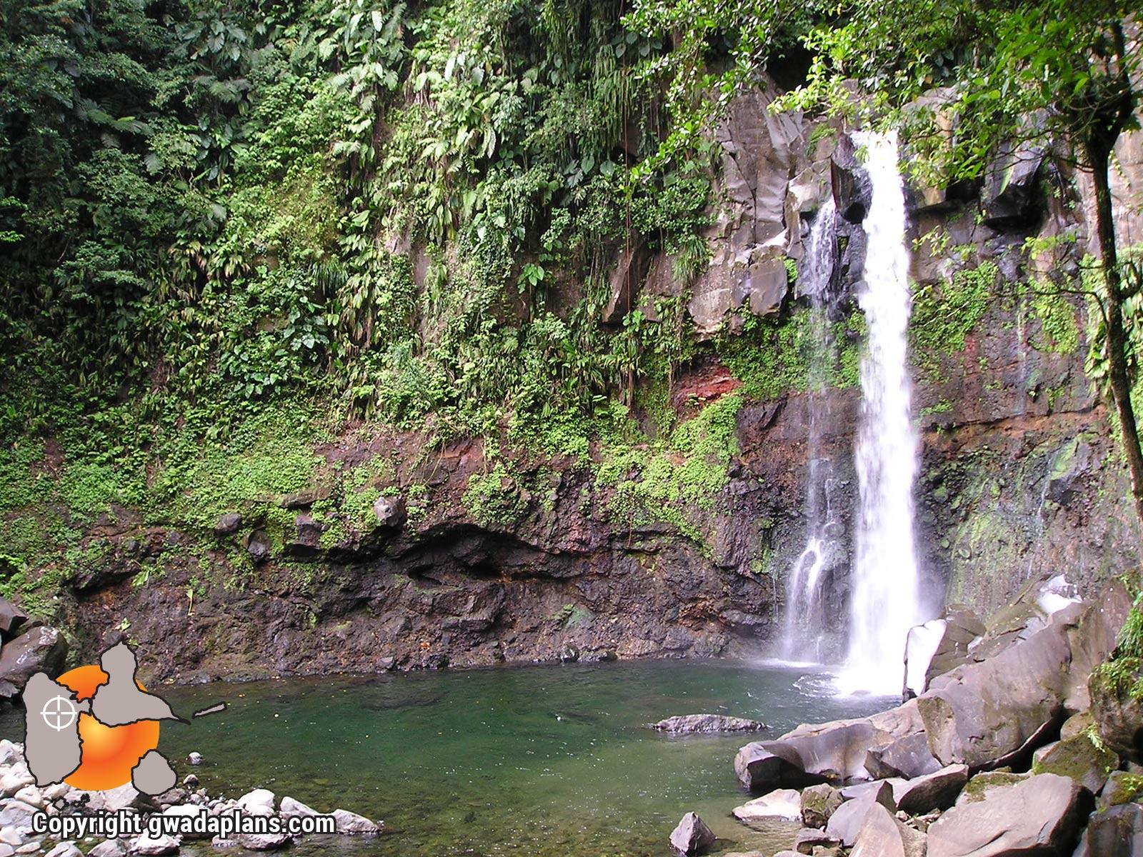 2e Chute du Carbet - Guadeloupe