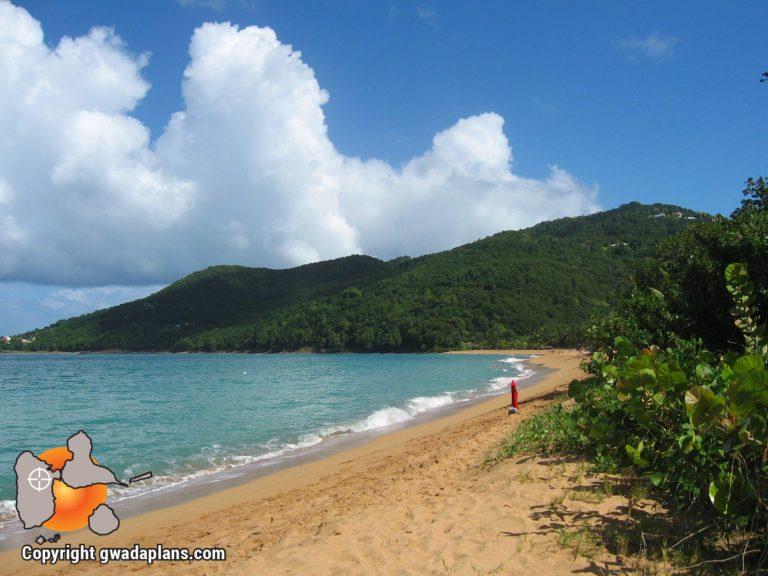 Grande Anse - plage Deshaies