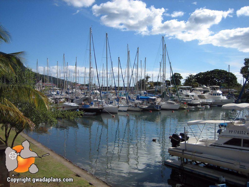 Marina de Gourbeyre - Guadeloupe