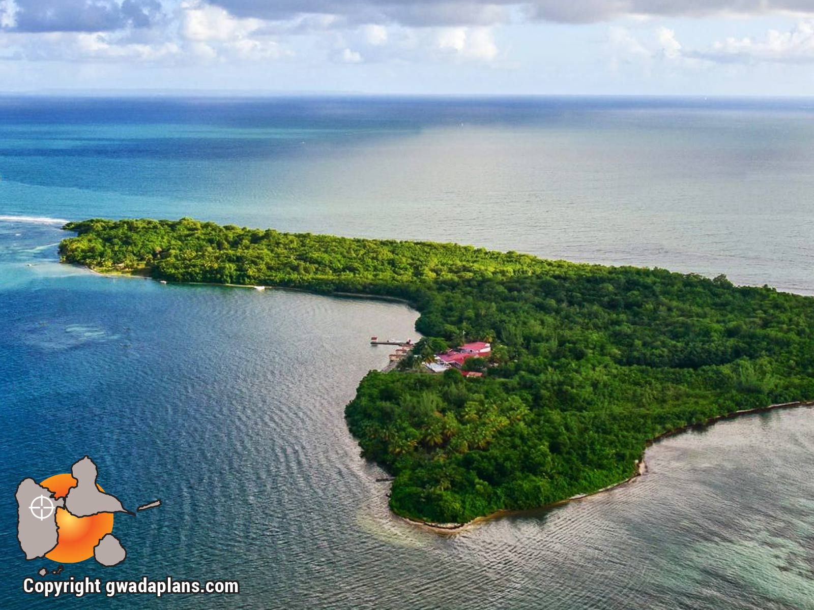 Ilet Cochons - Guadeloupe