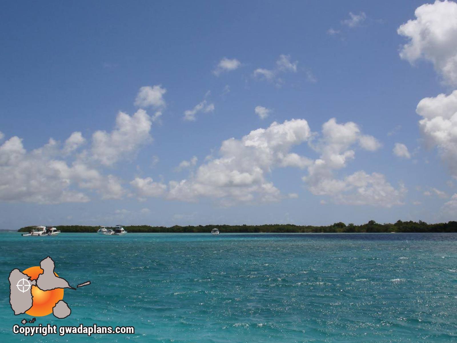 Ilet Fajou - Guadeloupe