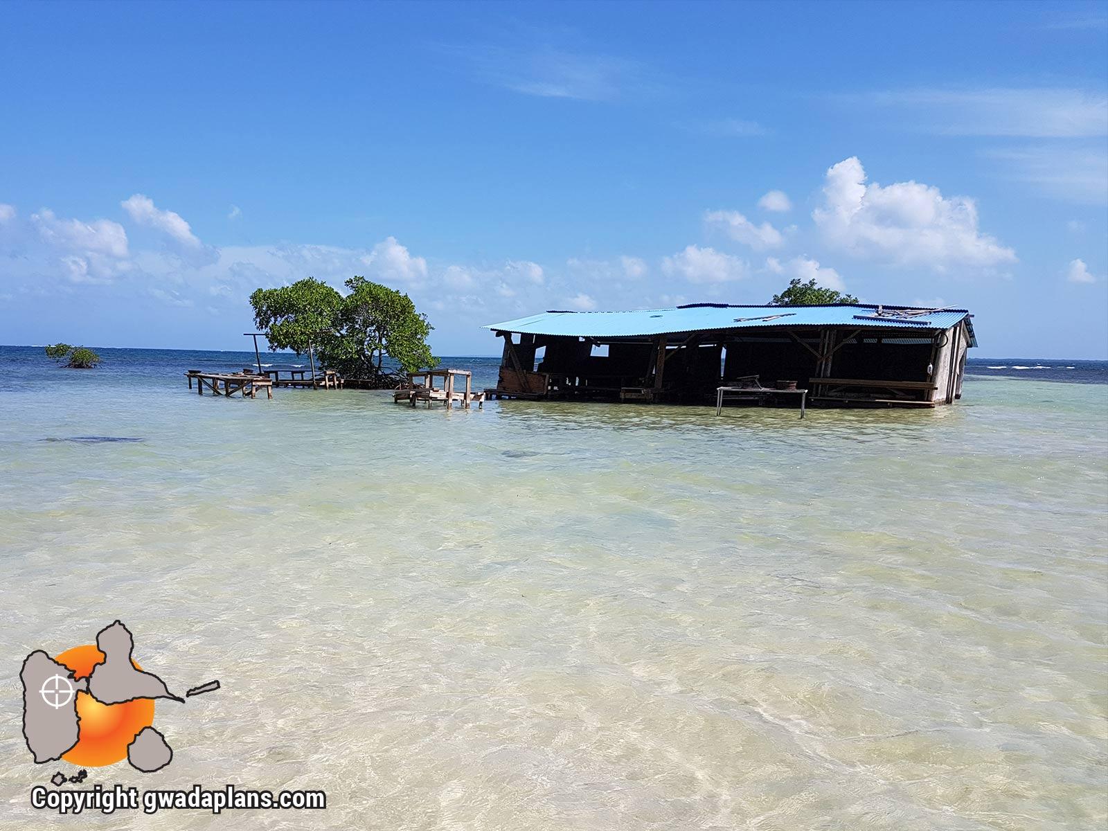 Ilet La Biche - Guadeloupe