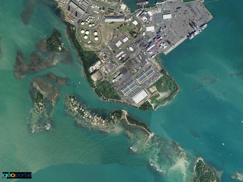 Ilet Chasse et îlet Feuille - Guadeloupe