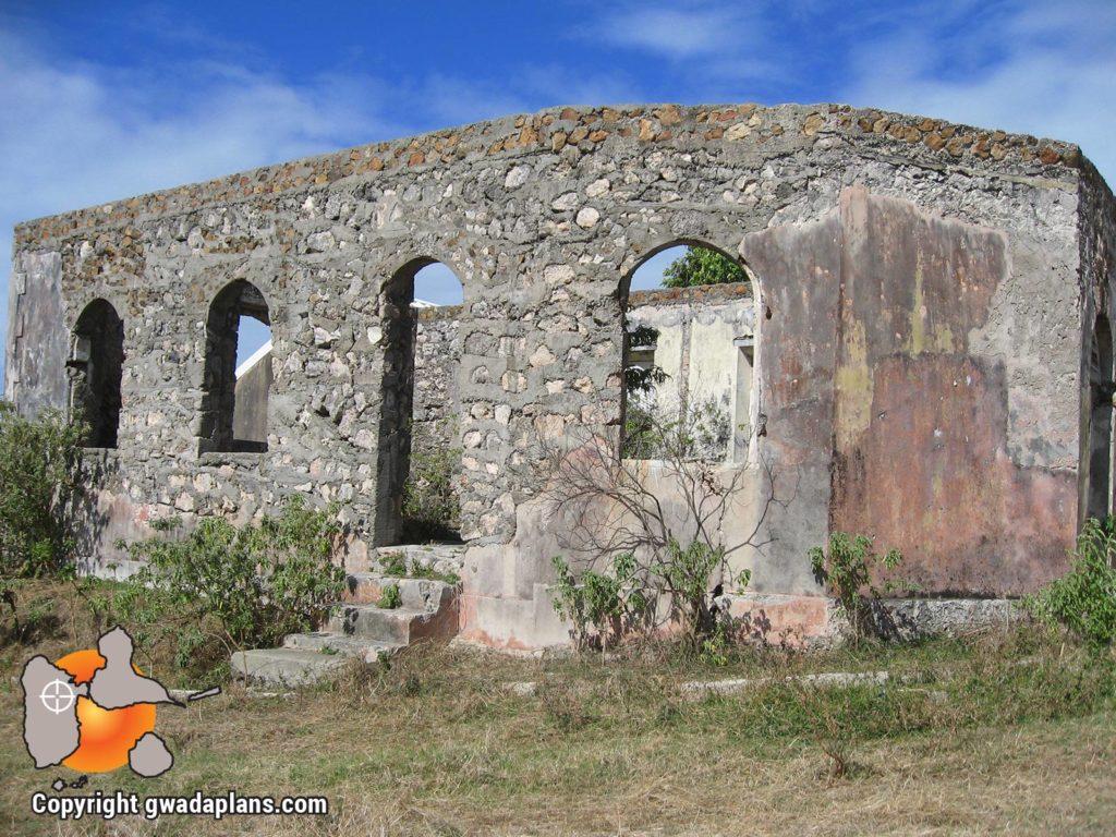 Chapelle de la léproserie - La Désirade