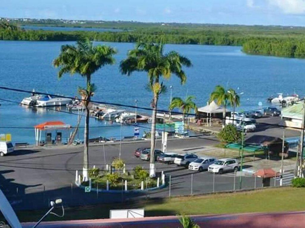 Vieux-Bourg en Guadeloupe