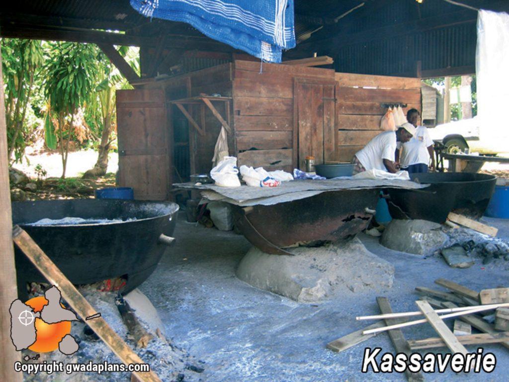 La Kassaverie de Petit-Bourg - Guadeloupe