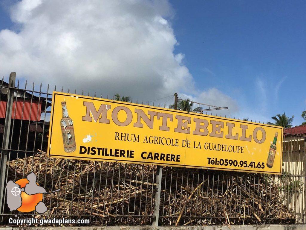Distillerie Montebello - Guadeloupe