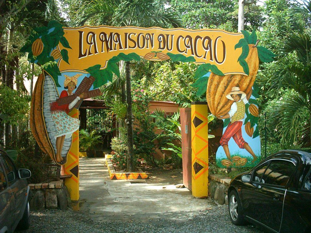 Maison du Cacao Guadeloupe