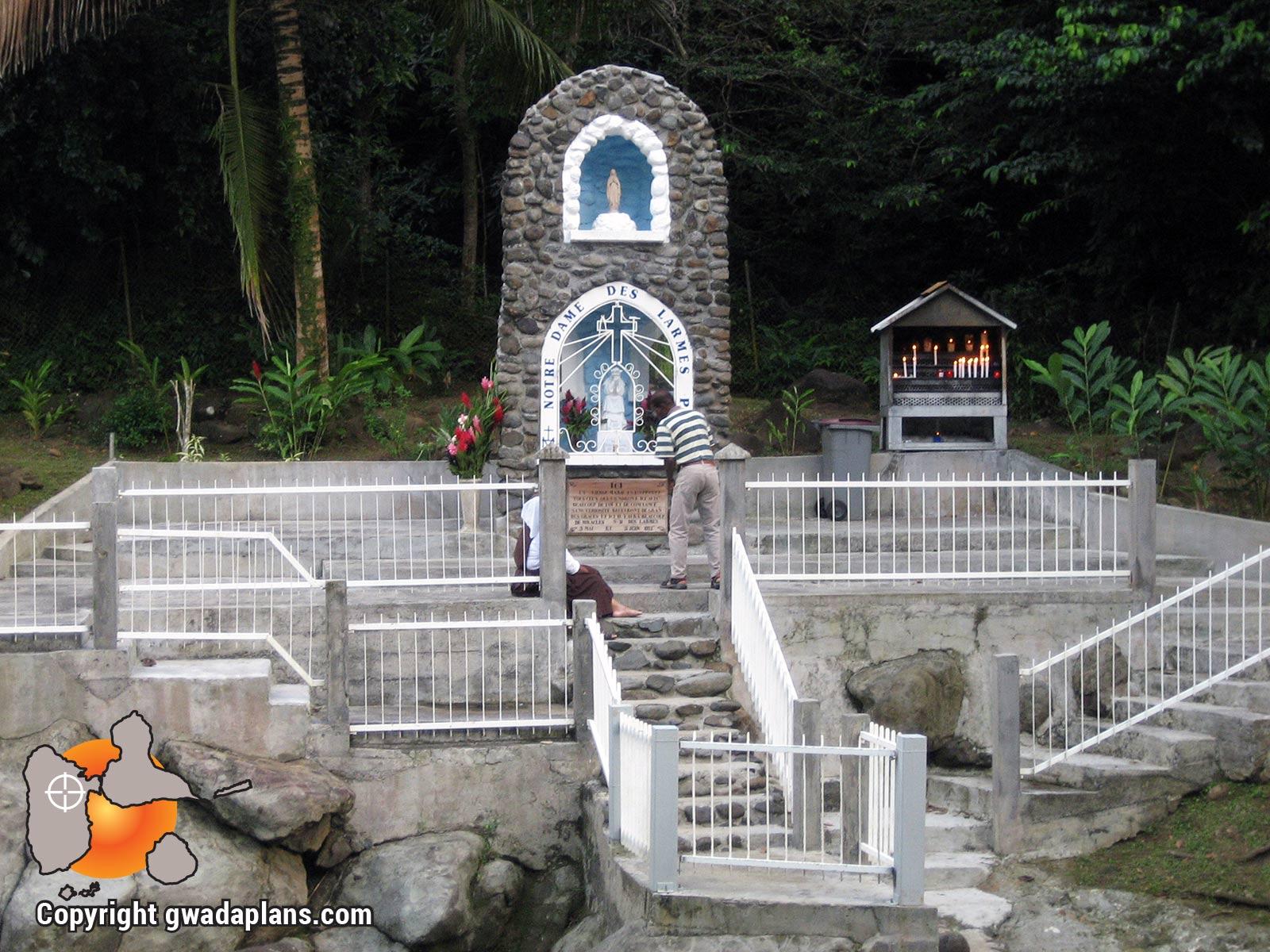 Notre Dame des Larmes - Pointe Noire