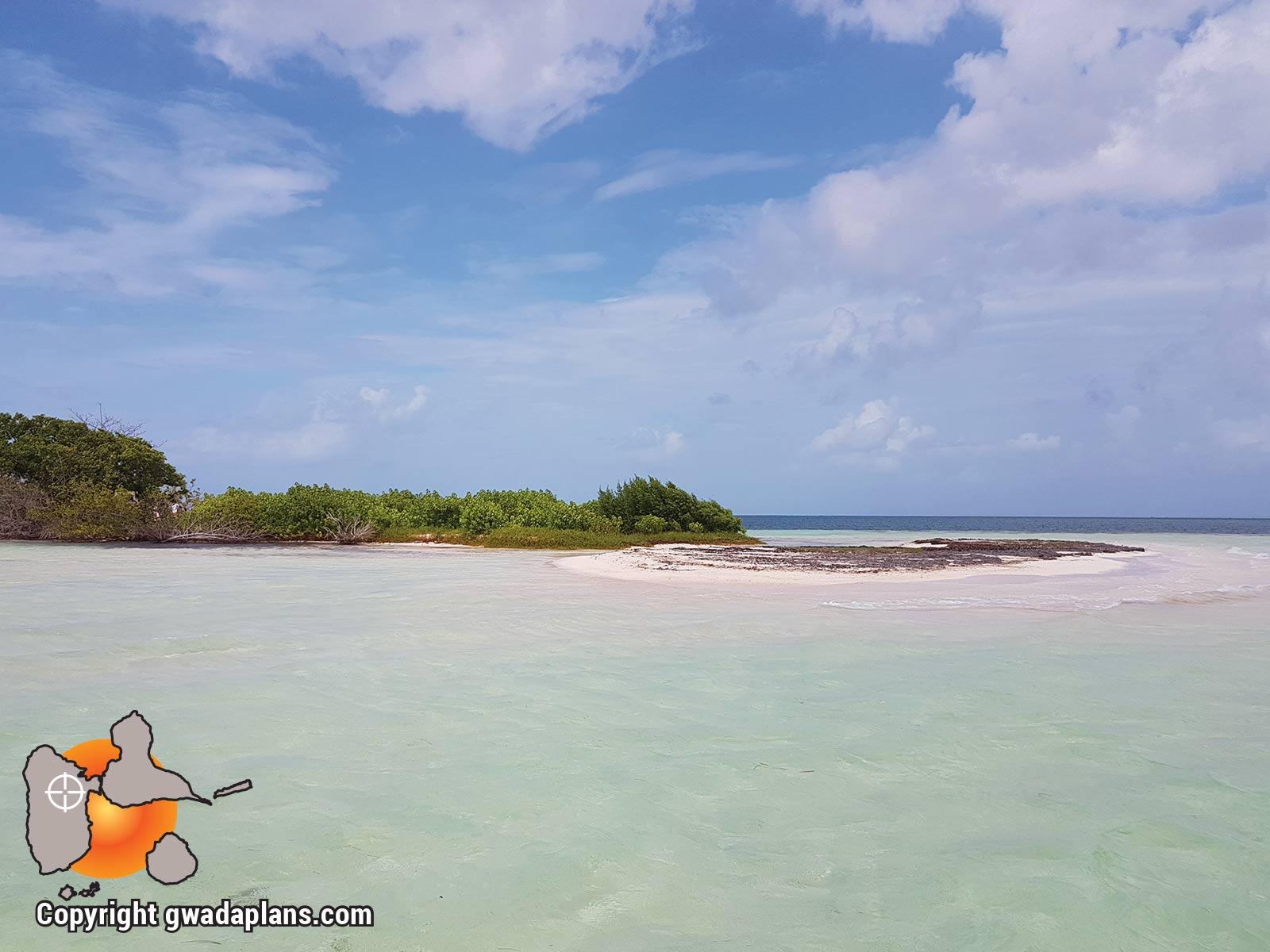 Ilet Blanc - Guadeloupe