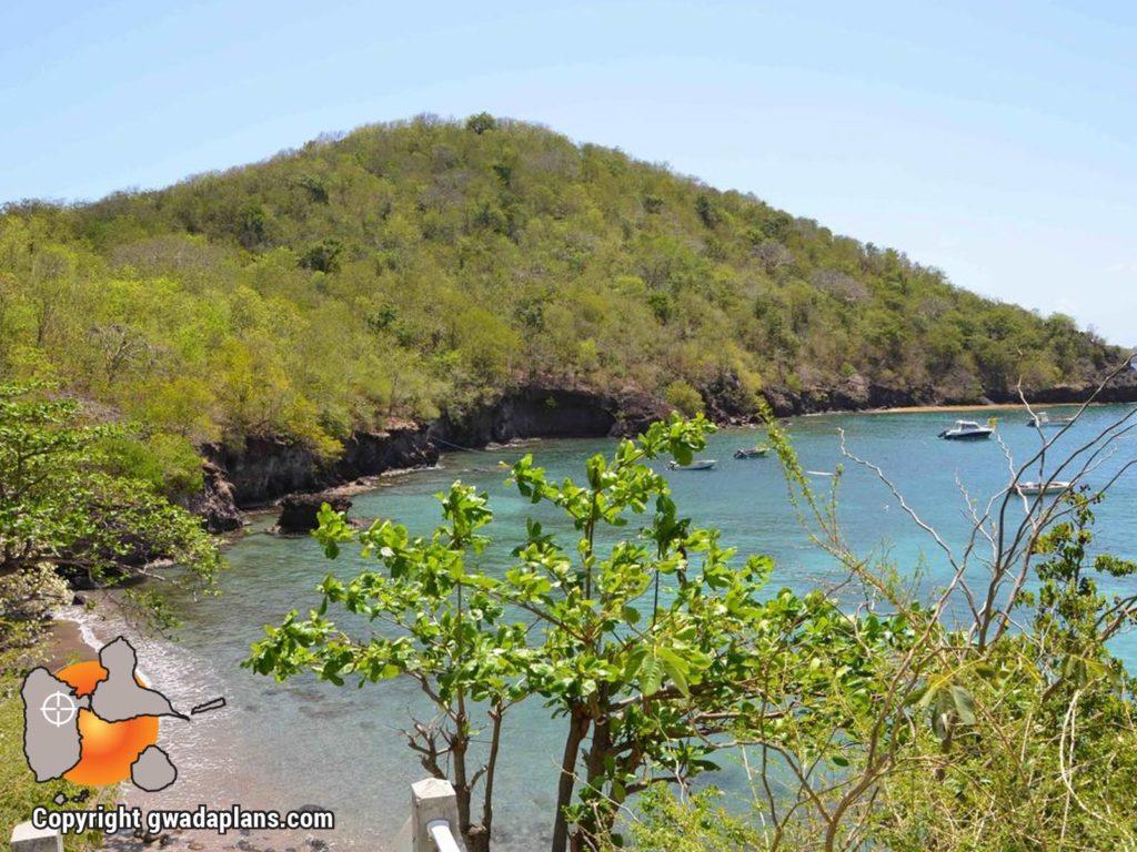 Plage de Grande Anse - Les Saintes