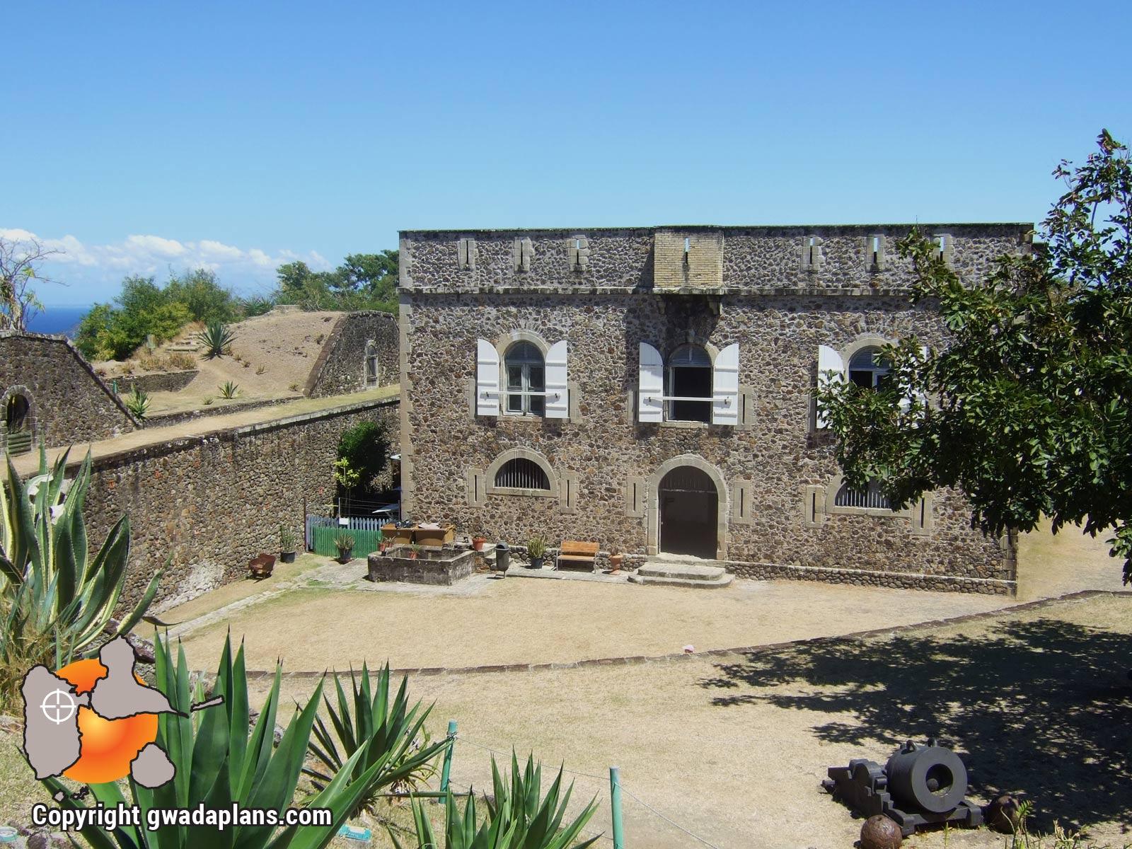 Fort Napoléon - Les Saintes