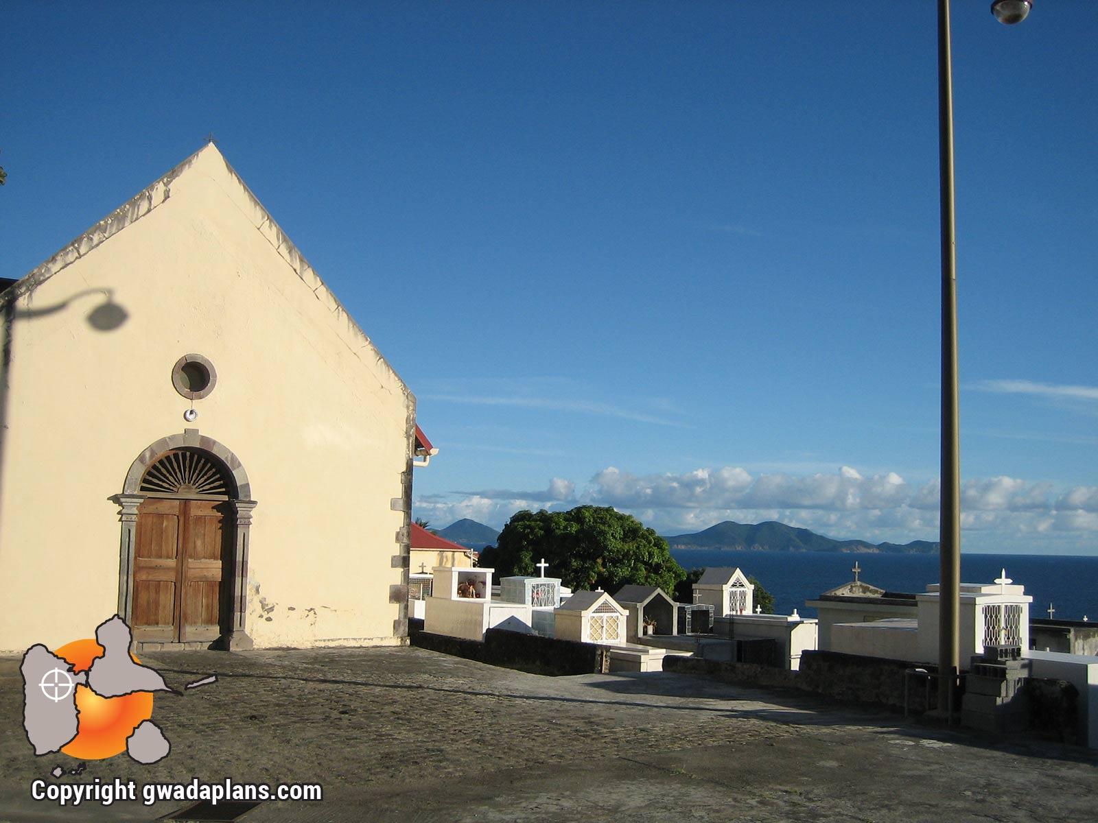 Église de Vieux FortEglise de Vieux Fort