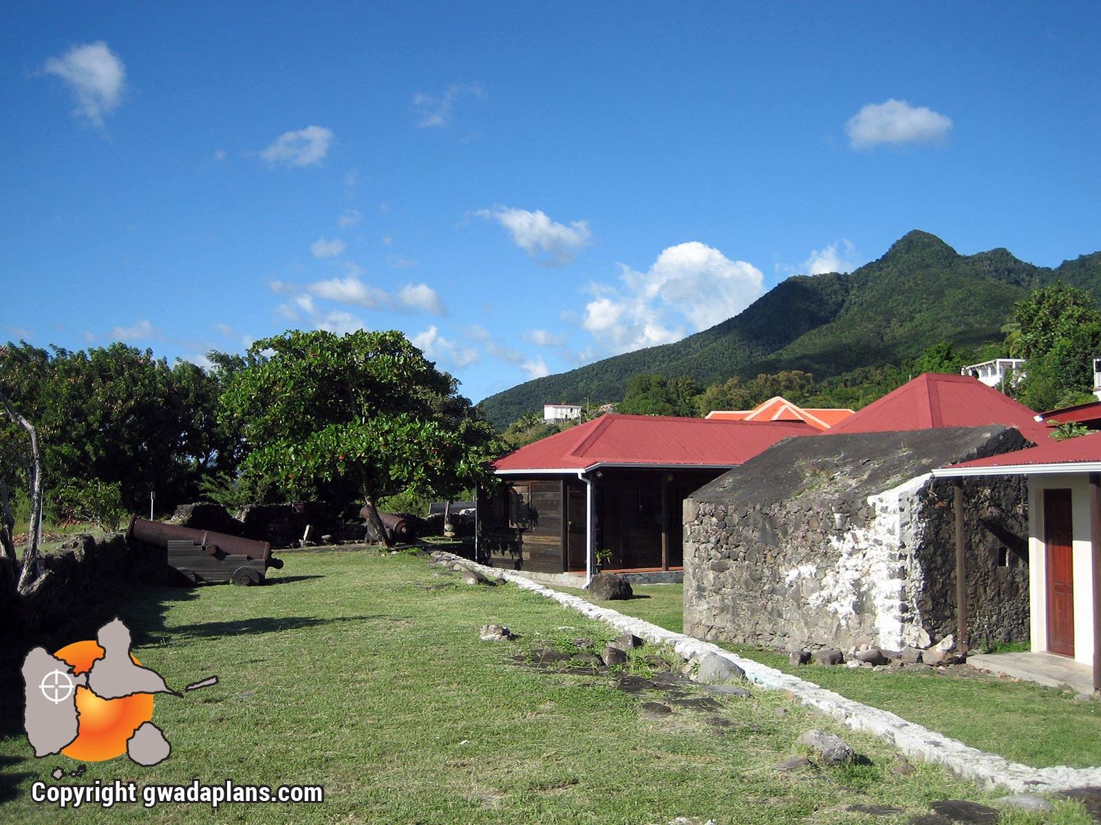 Fort de Vieux Fort - Guadeloupe