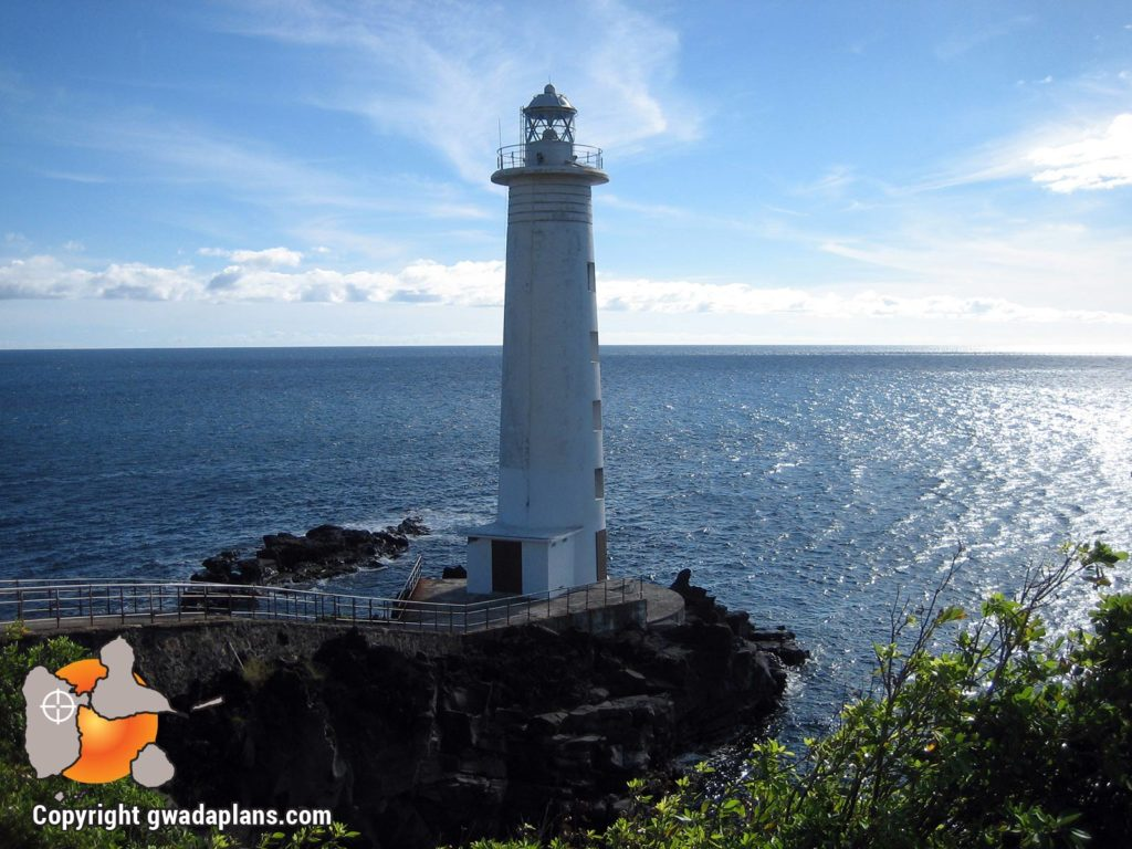 Phare de Vieux-Fort - Guadeloupe