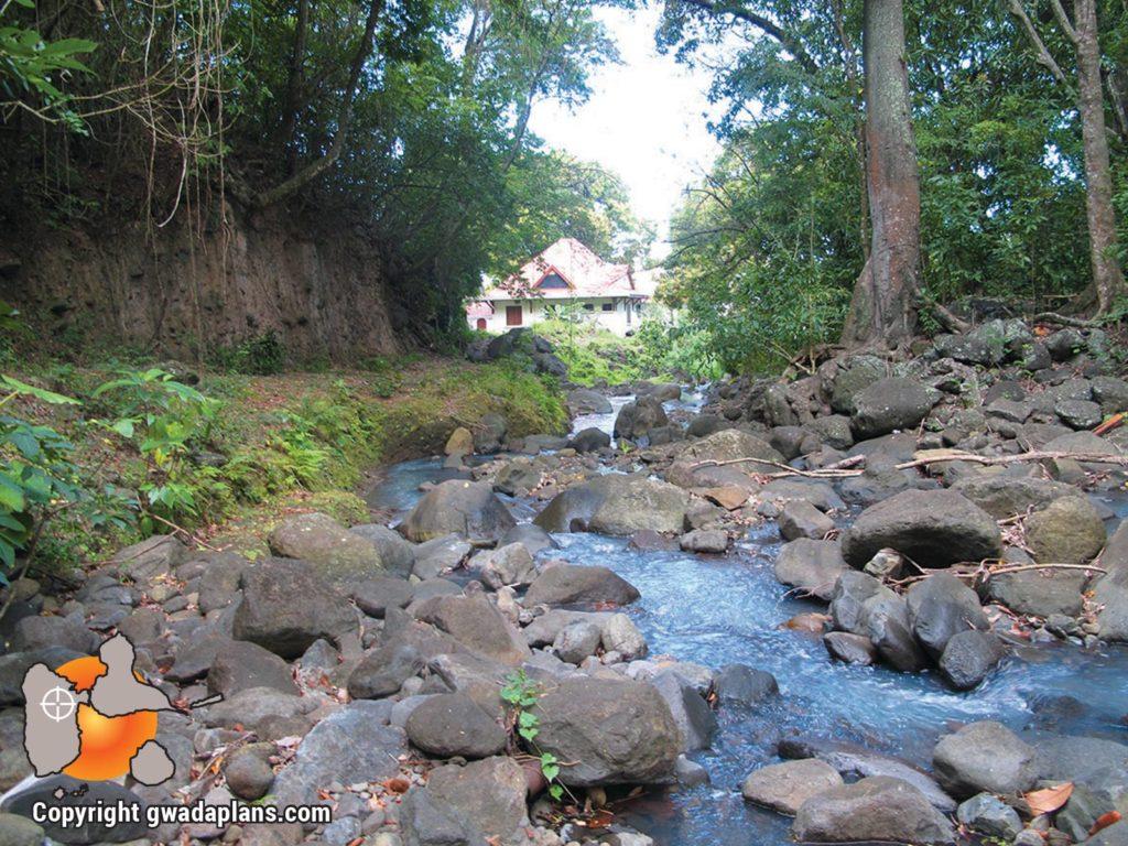 Rivière de Bouillante