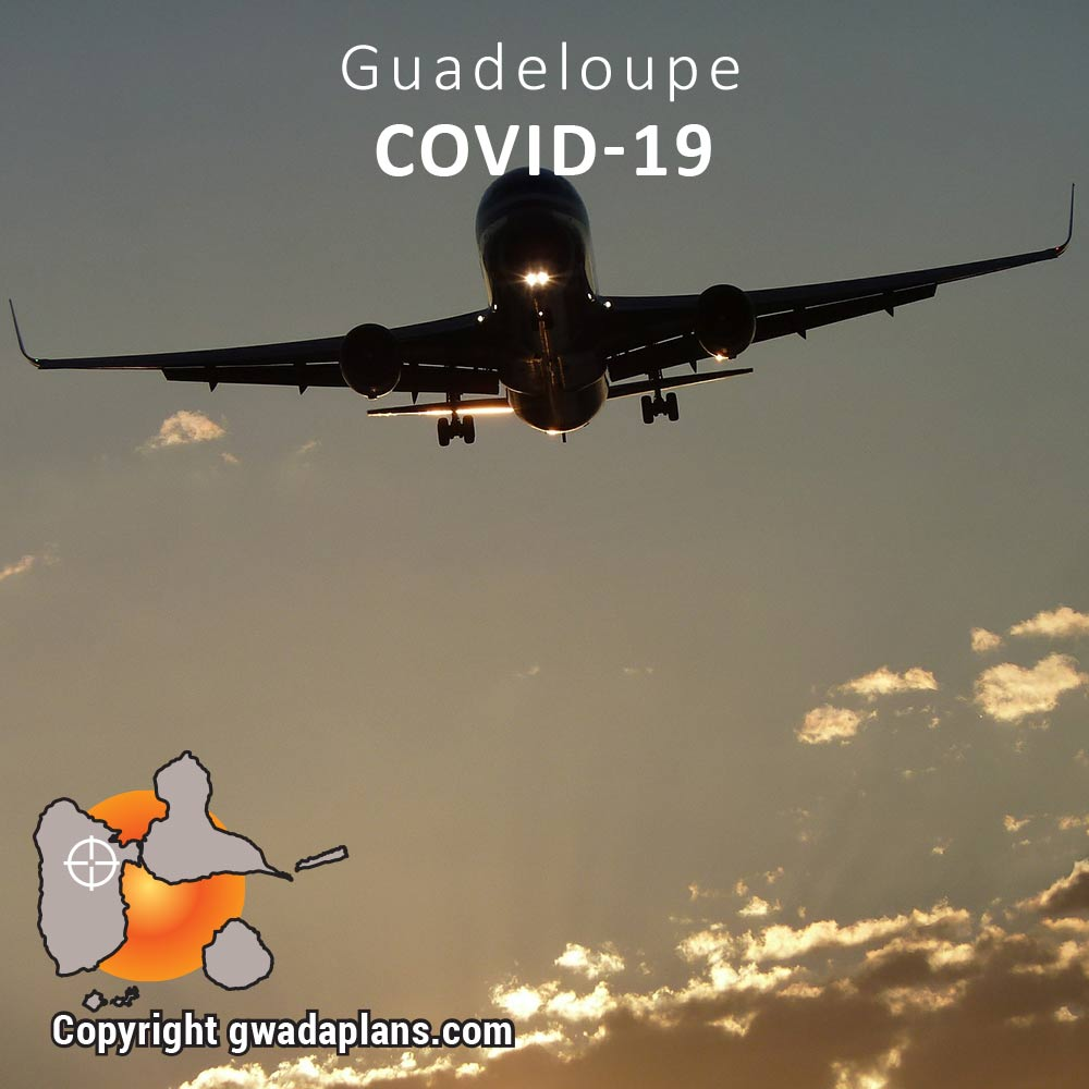 Situation Covid en Guadeloupe