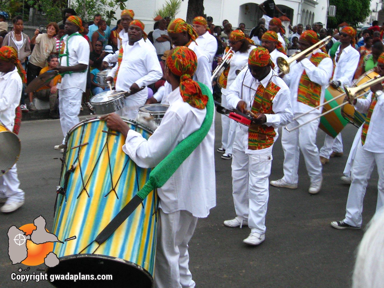 Carnaval Guadeloupe - Peau
