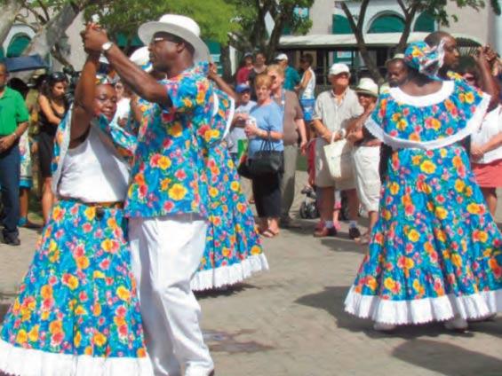 Quadrille - Guadeloupe
