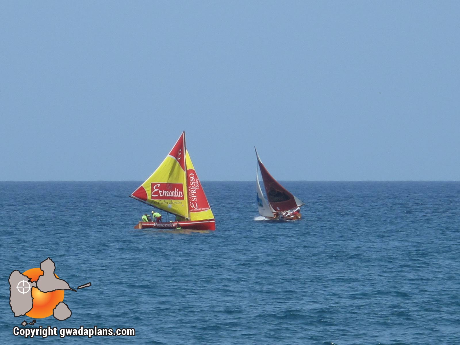 Voile traditionelle Guadeloupe