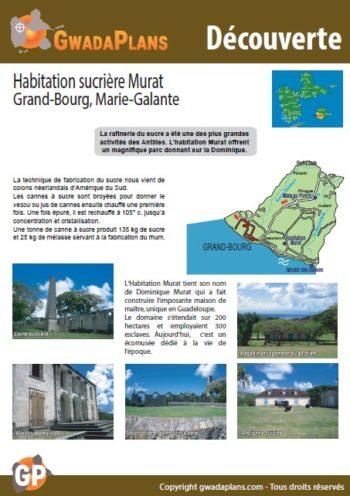 Télécharger la fiche découverte Habitation Murat