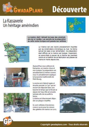 Télécharger la fiche découverte Kassaverie