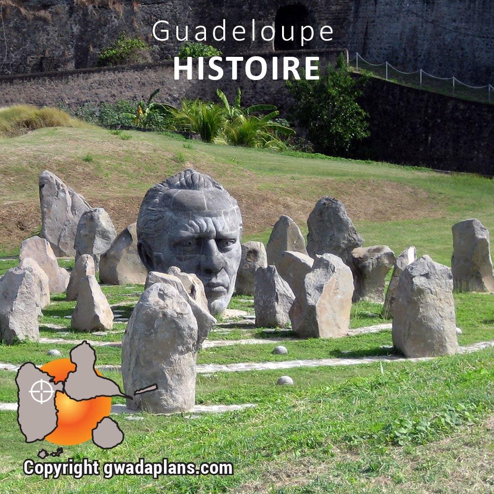 Histoire - Guadeloupe