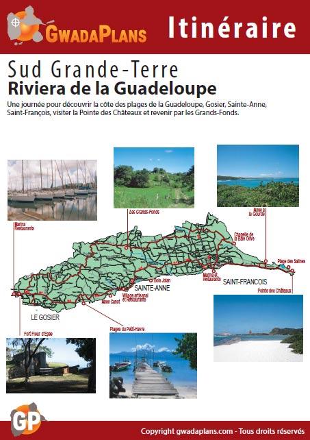 Fiche itinéraire : Riviera de Guadeloupe