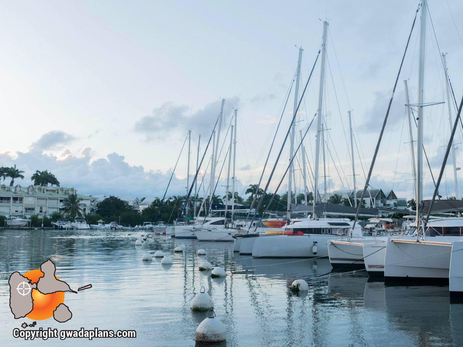Marina Bas du Fort - Guadeloupe