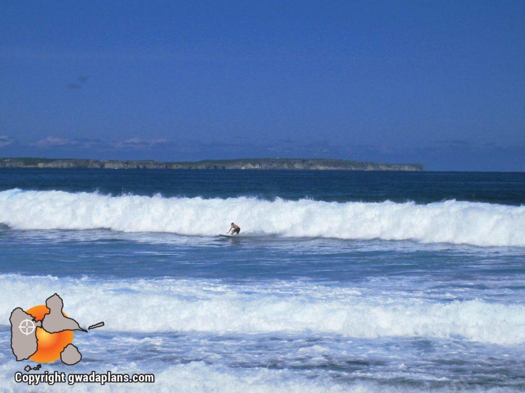 Surf Guadeloupe - Le Moule