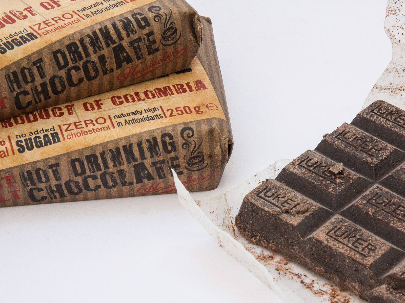 Cacao à chocolat