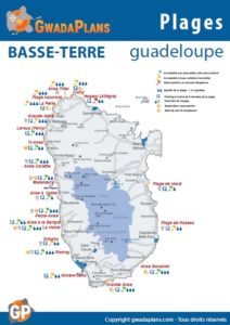 Télécharger la fiche plages de Basse-Terre - Guadeloupe
