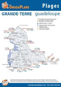 Télécharger la fiche plages de Grande-Terre - Guadeloupe