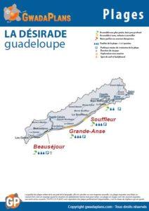 Télécharger la fiche plages de La Désirade - Guadeloupe