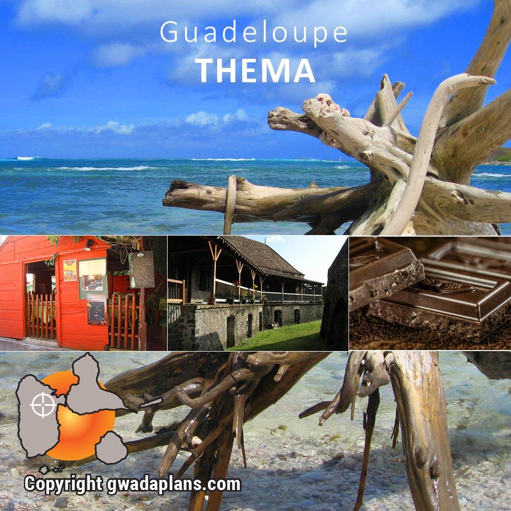 Guadeloupe thématique