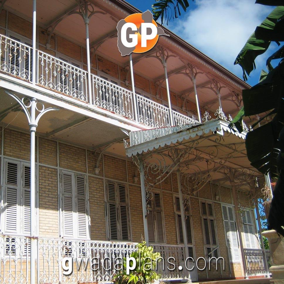 Habitation coloniale - Pointe à Pitre