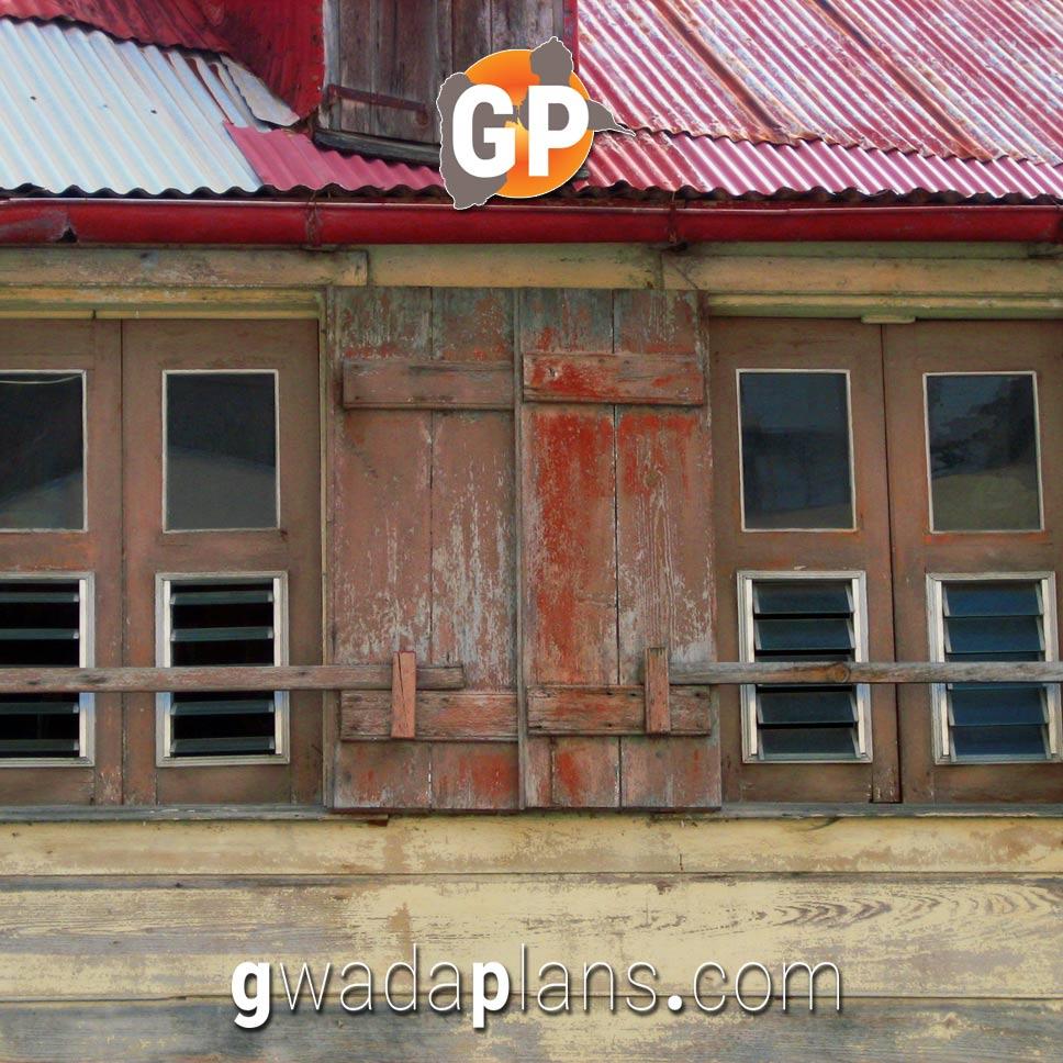 Maison de ville - Basse-Terre