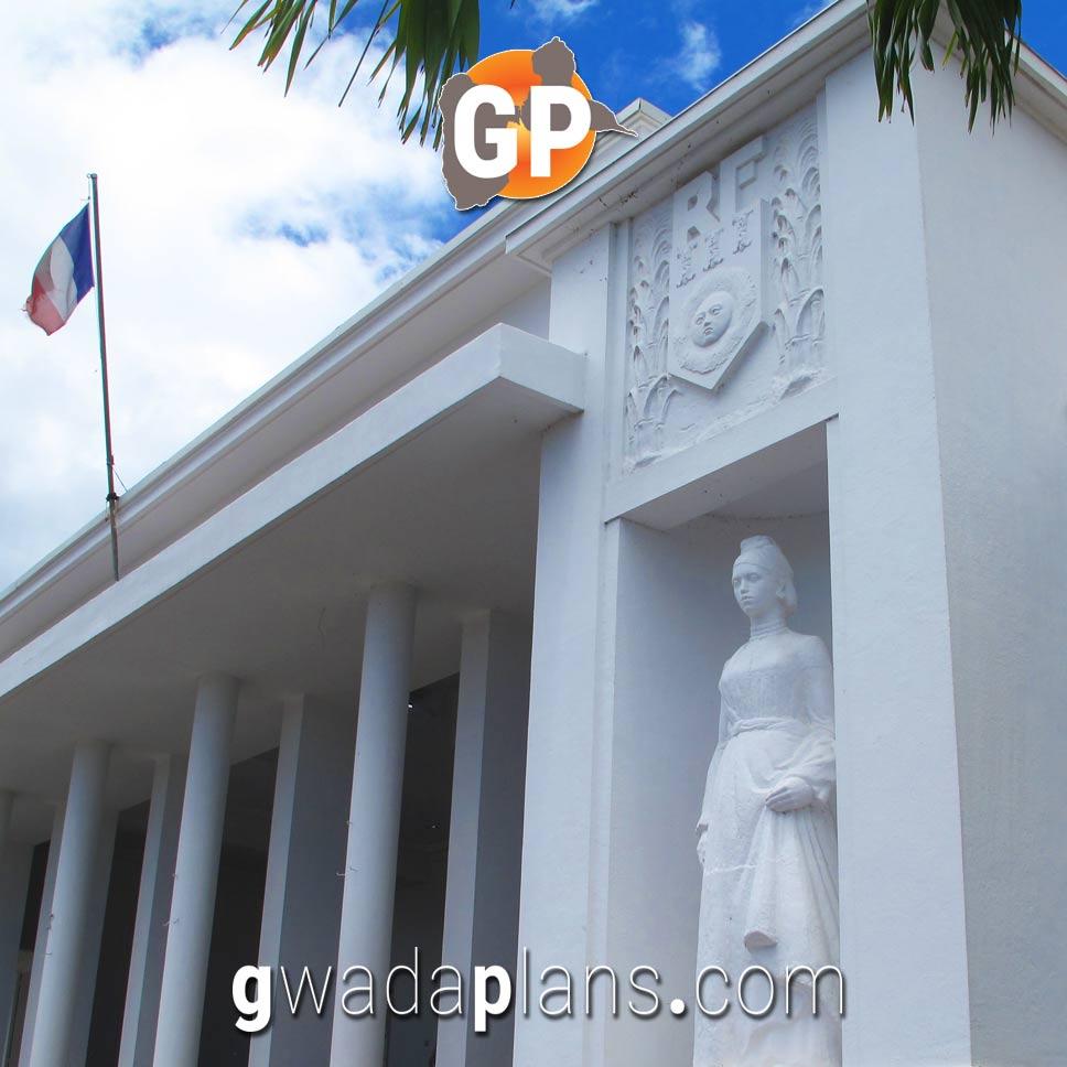 Conseil Départemental - Basse-Terre